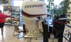 If your looking for the best in an outboard then you have found it. The Evinrude 300H.P. ETEC delivers pure power and you won't leave you disappointed. This outboard has a stainless steering arm and pivot shaft assembly, 133-amp alternator that gives a