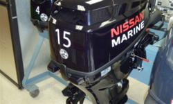 2012 Nissan outboard. 15-Inch Shaft.