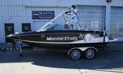 $216 Bi-Weekly Plenty of Luxury Features and Incredible Wake Performance!5.7L 350 HP V-Drive Indmar Engine, 290 Engine Hours, ZFT3 Tower with 2 Speakers, 2 Tower Lights, Tower Mirror, Perfect Pass Speed Control, Clamping Board Racks, Dash Display,