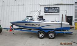 $305 Bi-Weekly Featuring port and starboard ski racks, bow cover and bow seating, plus only 15 hours, this 2015 MasterCraft Prostar is a stunning addition to your summer. 7-Person Seating Capacity Ilmor 5.7L Engine Tower Zero Off Cruise Control 7 Digital