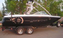 With all the wakesport options you crave, including a ZFT3 tower with speakers and lights, and only 385 hours, this 2009 MasterCraft X15 is incredible value wrapped in a fun-filled package. This is a Private Sale boat (Save $3500 of GST right off the