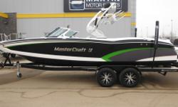 $485 Bi-Weekly This loaded 2015 MasterCraft X46 features MasterCraft's Gen 2 Surf System, ample room for 15 friends, a 7.4L Ilmor Engine, and transom scratch protection to boot. Be confident in your pre-owned boat purchase thanks to our Certified