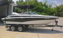 2012 crownline 21.5SS very low hours. Hardly used. Sold cottage this past fall. 5.0l MPI engine. Boat is in excellent condition. New stainless steel prop. Currently being winterized at Pride of Muskoka in Bracebridge. Comes with traitor. Still has the