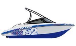 This energetic runabout features a supercharged 1.8 liter Super High Output Yamaha Marine engine.The AR192 is the perfect choice for families who want a watersports-ready runabout with extra horsepower for towing. Yamaha upgrades include stainless steel