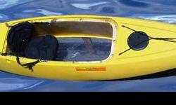The Atlantis is half sit-on-top kayak, half canoe, and all FUN! The crystal clear hull of the Atlantis provides a window to the underwater world. Designed with smaller paddlers in mind, the Atlantis is nimble and responsive. The Atlantis is best suited to