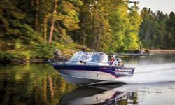 When the weather and the water require a bigger boat with more brawn, more stability, and more space, pick the TRACKER Pro Guide V-175 WT.Itâ??s designed to conquer big water and to extend your season into the cooler months. The walk-through, wraparound