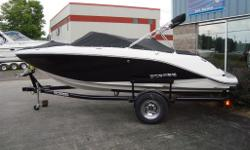 2014 Scarab 195HO All new exciting Scarab Jet Drive Scarab Smart Mat flooring Bimini Top Bow and Cockpit Covers Cruise control Package incl, Cruise mode Ski mode Eco mode Docking mode Driver side flip up bolster Asking $35,999.00 plus HST Call or e-mail