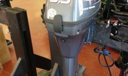 New FOUR STROKE, ELECTRIC START, LONG SHAFT...