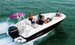 2015 Bayliner ElementLet the revolutionary Bayliner Element be the start of something new for your family. It puts boating within easy reach with a stunningly affordable price, familiar automotive-style handling, and class-leading stability and safety