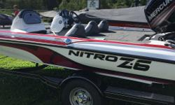 2015 Nitro Z-6Price as shown includes the following added options: a rope ratchet cover, and a color-coordinated, single-axle drive-on NITRO trailerPrice does not include freight, taxes, doc fees, PDI or taxes.Please call 613-628-2424 for more information
