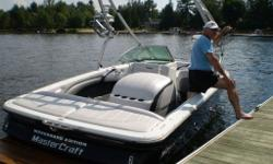 Mastercraft X9 bought new in 2005, excellent condition, perfect pass, heater, tarp, no trailer, private sale, Laurentians location, no taxes, negotiable 514-953-2067