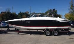 27.6' COBALT 276 2012, 2012 cobalt 276 like new condition only 41 hours , well serviced , toilet , bravo 3 , only 117900.00 financing available, $117900.