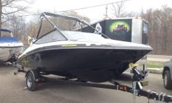 BRAND NEW 2015 YAMAHA AR192 SPORT BOAT. Ready to go.