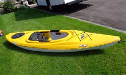 Brand New . Never Used. This Beautiful Kayak is to large for the Motorhome. Paid $ 649. + Tax. A steel at $ 499.- FIRM. Thanks.