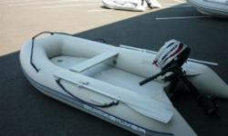 Unbeatable Value! BRAND NEW!! Clearance Stock!! Quicksilver 270 Airdeck Inflatable RIB Quicksilver Inflatable?s are the ultimate in small boats! They?re easy on storage space, easy to transport and launch, and very easy on the pocket. As a ship-to-shore