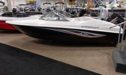 Finance this Fantastic Starcraft Runabout - Only $1000 down, $135 biweekly, 120 month - 5.99% OAC Thru National Bank - Take an Instock Boat and We will Throw in the SKI Bar For Free! 2013 Starcraft 172 OB features: - Snap on Mooring Cover (Free!) - Full