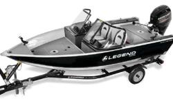 With Premium Package, Mercury 25 EL 4-Stroke & Glide-on TrailerLegend all-in pricing. Call for details.