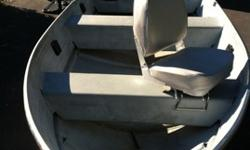 I have a complete fishing boat package for sale, ready to be put in the water!Package includes:14 Foot Aluminum BoatEZ Load Trailer with Spare Tire15HP Mercury 2 Stroke OutboardMinn Kota Trolling MotorNavigation Lights2 Seats2 Rowing Oars3 Cup HoldersI
