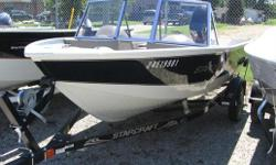 Specifications Length Overall (LOA): 192 CANVAS Bimini Top Cockpit Cover ELECTRONICS Depth Finder TRAILER Trailer: Painted, Single Axel Features