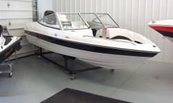 2014 REINELLE 160 BOWRIDER COME IN AND CHECK OUT OUR NEW REINELLE 16FT BOWRIDER PKG WE HAVE TO OFFER. THIS 16 FOOT BOWRIDER COMES WITH A MERCURY 90 HP 2-STROKE MOTOR, ITS HAS CARPET FLOOR, BUILT IN FUEL TANK & 2PC STORAGE COVER. BOAT IS PACKAGED WITH A