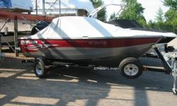 like new 2010 fishing boat with 115 hp mercury EFI,high tops ,radio ,spare tire ,travel covers ,swim plat-form ladder,trolling plate ,Lowrance HDS 5 WITH GPS,VYNIL FLOORS,wash-out system 2 delux seats and warranty till 2016 ,no scartches , very well
