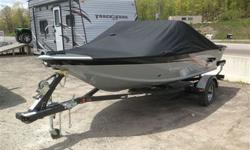 Trolling motor, all weather package, mooring cover