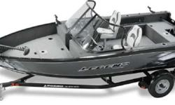 2016s have Arrived! Stand Up Top, Shoreland'r Trailer, 40EL 4-Stroke Mercury Outboard included.All-in Pricing - just add tax and license! DEWILDT HONDA POWERHOUSE ? We Sell Fun! We are a full-line Honda Powerhouse dealership and the area?s dealer for