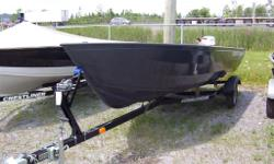 NEW NON-CURRENT 2012 CRESTLINER 16 SPORTSMAN PKG.$9995.00 WE HAVE A NEW NON-CURRENT 2012 16 SPORTSMAN PACKAGED WITH A 30HP EVENRUDE E-TEC WITH ELECTRIC START. AND TRAILER READY FOR THE WATER. ASKING ONLY $9995.00+HST+LIC