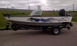 2011 Lund 1750 Tyee for sale The boat is in GREAT condition, fully loaded with a 150 Mercury Verado and 9.9 Mercury kicker. If you are interested in purchasing, please call for more details. Thank you
