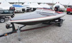 Very clean sport boat, high quality, newer upholstery and covers, power trim n' tilt, oil injected. Complete with trailer $7999.