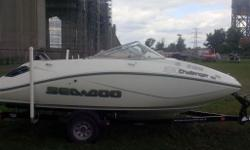 Great toy at a great price. Tough to find these Sea-Doo Jet Boats for sale! Family grown up. Downsizing. You Win! $15,555 includes all toys. Email only please: bdeore@sympatico.ca.