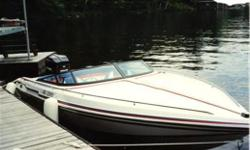 Fast fun little run about, Great condition, runs well.  Great baot for the cottage or small lake.  Make an offer