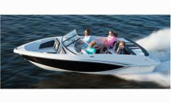 Absolutely jammed with options...contact us for a quote.This boat fits perfectly with your wallet. And choose the size that fits perfectly with your family, a 16 feet model or an 18 feet model. Packed with all the basic necessities for the day, the new