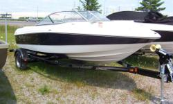 2014 REINELL 185I BOW RIDER. $25900.00 WE HAVE IN STOCK A 2014 REINELL 185I BOW RIDER BY CAMPION WITH A MERCURY 3.0L 130HP INBOARD ON A TRAILER LOADED UP WITH LOTS OF EXTRAS INCLUDING COVER READY FOR THE WATER. ASKING $25900.00+HST+LIC
