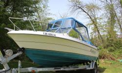 Immaculate inside and out and just waxed is this 18 1/2 foot Campion Explorer Cuddy with full canvas cover. Low hours with every upgrade done! This boat is in turn-key condition, completely stocked with everything you need to do some serious fishing or to