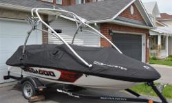 GREAT Sport / Wakeboard & Water Ski BOAT 2008 Speedster 150 Year: 2008 Make: Seadoo Sportster 150 Price: $18,500 Comment: Great Sport Boat with; Wake tower, Wakeboard holders, Karavan Boat Trailer, Seadoo Boat cover, Digital Information Center w/18