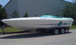 MUST SELL ASAP TRADE? TRADE? cars, sleds, heavy equipment NEW BOAT AS ARRIVED, MAJOR PRICE REDUCTION WAS $25K 1997 Checkmate Convincer 253 27' $24,000 I can also arrange financing $486.63 month OAC I am the second owner and have owned this boat for 11