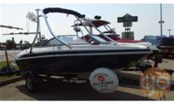 New boat, finance available, 190 hp, wake tower, life time hull warrenty.