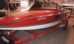 SUMMER SALE NOW ON!!! HERES A STEAL FOR $7950!!! Must see to believe! Brand new interior, Gelcoat shines, Overall this boat is in great condition. Includes trailer. WAS $12000