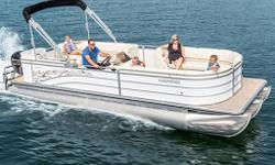 Immerse yourself in a boating experience you didn't even know existed with an all new Harris Cruiser. You will quickly discover why the Cruiser is one of our more popular boat models. Each Cruiser is a sleek, stylish, state-of-the-art watercraft that