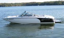 Ilmor 5.7L, ballast, only 79 hours on this mint condition vessel. Specifications Length Overall (LOA): 240 Features