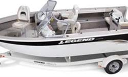 Price includes Boat, Mercury 90 ELPTO & Glide-on Trailer (Plus freight, prep, and rigging) CONSTRUCTION .100 gauge super-thick two piece welded aluminum hull construction | Wave-slicing 17-degree deep-V hull with reverse chines and extra wide bottom |