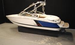 Original Owner, Excellent Condition 2013 Cobalt 210 WSS (Water Sports Series) With Volvo Penta Engine/Drive Warranty Through May 2019 This one owner, fresh water, St. Lawrence 210WSS will be available for early spring delivery. This 210WSS has always been