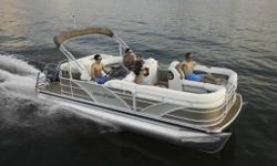 "Specifications Length Overall (LOA): 276 Pontoon Diameter (in.): 25' (0.64) Beam: 8'6"" (2.59) Boat Dry Weight (lbs.): 2160 (981) Boat Wet Weight (lbs.): 3035 (1378) Passengers: 12 (10) Passengers Weight Capacity (lbs.): 1616 (734) Fuel Capacity (gals): 30"