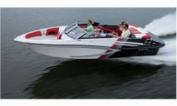 300HP BRAVO 3 DRIVE. XL PKG, CANVAS PKG, STEREO UPGRADEBig news: This new, 22-foot open-bow beauty is perfect for carefree family fun. Great design and storage features make all-day outings easy. Take in the view from the expansive bow, featuring a