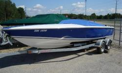 Trim tabs, CD stereo, Silent Choice, 502 MPI. This is THE Donzi Classic to own.