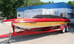 1990 Talon 220 Tunnel Hull Complete with 2003 Yamaha 250hp HPDI OutBoard. Fast and Stable! Only 53 Hulls ever made. A Very Nice Boat that is capable of 90mph. Very Safe and Very Stable. If you know Talon's, you'll know what we're talking about. Trailer