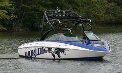 BLOW OUT PRICING!! 2012 SUPRA 22V SUNSPORT Serious air. Serious value. Serious fun. Give every athlete in your family all the big air they want with the Sunsport 22V. The large, well-shaped, tournament quality wakes of much bigger ? and more expensive ?