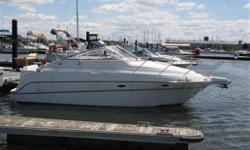 "This beautiful cruiser is clean and professionally maintained. Low hrs. (300) with all the amenities of a much larger boat. This won't be on sale very long. One owner Maxum 2400 SE boasts a 25'4"" overall length and full 8'6"" beam. It is a go anywhere"