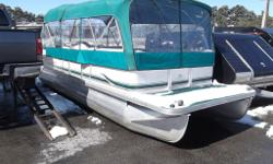 Vantage Series aluminum pontoon boats are built to last, comfortably appointed, designed to ease of use and offer you moments of pure relaxation. TRAILER IS NOT INCLUDED